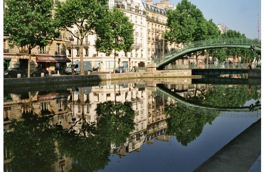 Private tour: Wander along the Canal Saint Martin