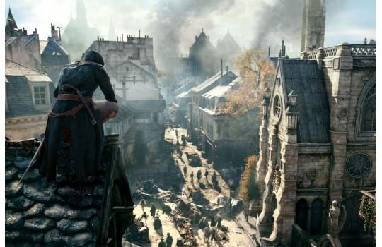 Paris scène de jeux vidéo