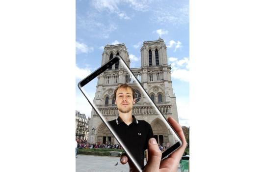 Votre guide virtuelle dans dans l'île de la Cité
