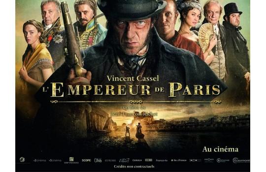 Visite Privée: Vidocq, l'Empereur de Paris
