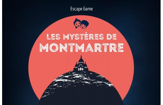 Escape Game pour les enfants: Les mystères de Montmartre