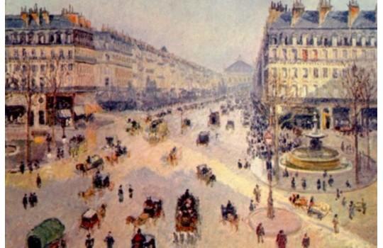 Visite Privée: Le Paris de la Belle Epoque