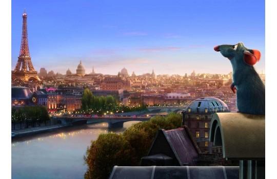 Explorer Paris comme les héros de vos dessins animés