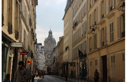 Private tour: Le Marais