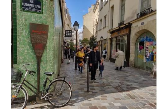 Quand le Street Art raconte l'histoire du Marais