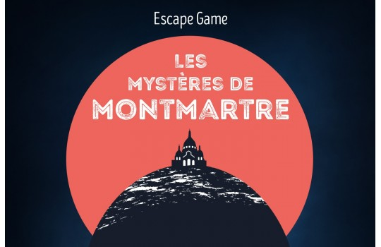 Escape Game : Les mystères de Montmartre