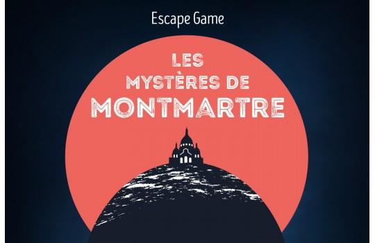 Escape Game privé : Les mystères de Montmartre