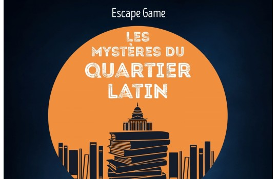 Escape Game privé: Les mystères du Quartier Latin