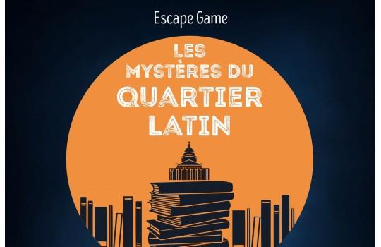 Escape Game privé : Les mystères du Quartier Latin