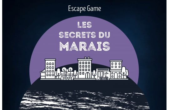 Escape Game privé : Les secrets du Marais