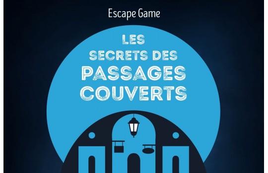 Escape Game : Les secrets des Passages Couverts