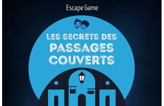 Escape Game pour les enfants : Les secrets des Passages Couverts