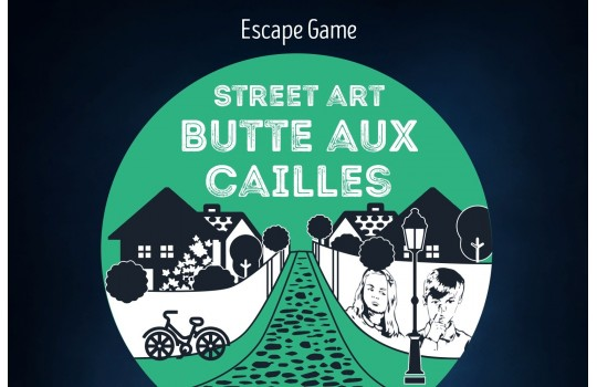 Escape Game: Street Art Butte aux Cailles