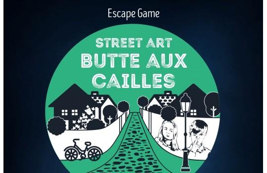Escape Game: Street Art Butte aux Cailles