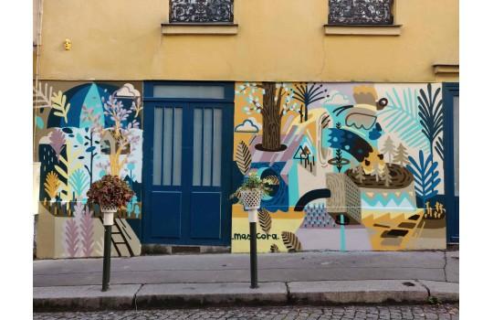 Quand Le Street Art Raconte L Histoire De Montmartre