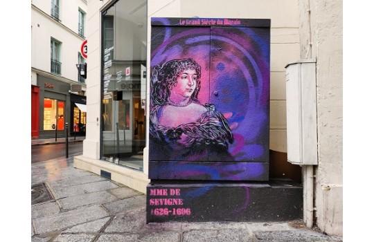 Visite Guidee Du Marais Et De Son Street Art A Partir De 9 50 My Urban Experience