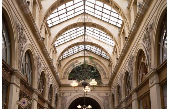 Explorez avec notre guide les derniers passages couverts de la capitale