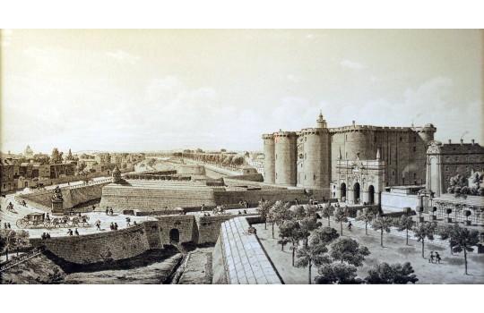 Mythes et secrets de la Bastille